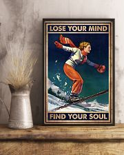 Find Your Soul Skiing 11x17 Poster lifestyle-poster-3