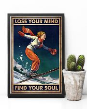 Find Your Soul Skiing 11x17 Poster lifestyle-poster-8