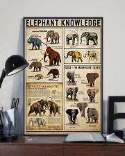 Elephant Knowledge 16x24 Poster lifestyle-poster-2