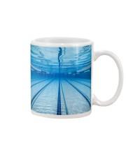 Swimming Pool  Mug tile