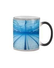 Swimming Pool  Color Changing Mug thumbnail