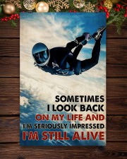 Skydiving I'm Still Alive 11x17 Poster aos-poster-portrait-11x17-lifestyle-22