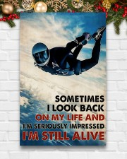 Skydiving I'm Still Alive 11x17 Poster aos-poster-portrait-11x17-lifestyle-23