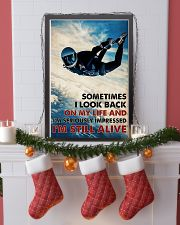 Skydiving I'm Still Alive 11x17 Poster lifestyle-holiday-poster-4