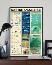 Surfing Knowledge 16x24 Poster lifestyle-poster-2