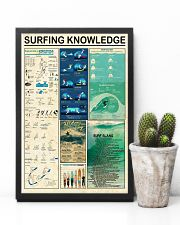 Surfing Knowledge 16x24 Poster lifestyle-poster-8