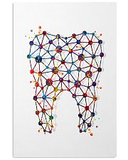 Dentist Abstract 11x17 Poster front