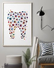 Dentist Abstract 11x17 Poster lifestyle-poster-1