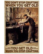 Carpenter Gift 11x17 Poster front