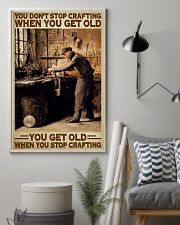 Carpenter Gift 11x17 Poster lifestyle-poster-1