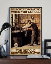Carpenter Gift 11x17 Poster lifestyle-poster-2