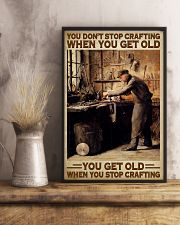 Carpenter Gift 11x17 Poster lifestyle-poster-3
