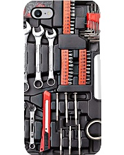 Mechanic Tool Pieces Phone Case i-phone-7-case