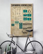 Swimming Knowledge 16x24 Poster lifestyle-poster-7