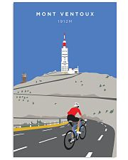 Cycling Mont Ventoux 1912M 11x17 Poster front