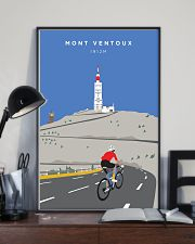 Cycling Mont Ventoux 1912M 11x17 Poster lifestyle-poster-2