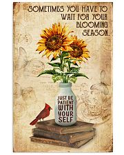 Sunflower Blooming Season 11x17 Poster front