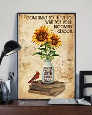 Sunflower Blooming Season 11x17 Poster lifestyle-poster-2