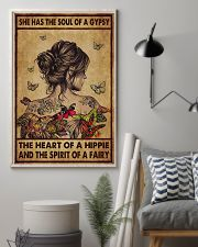 Hippie She Had The Soul Of A Gypsy  11x17 Poster lifestyle-poster-1