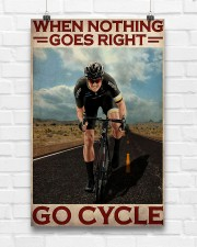 Cycling Go Cycle 11x17 Poster aos-poster-portrait-11x17-lifestyle-17