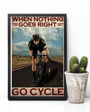 Cycling Go Cycle 11x17 Poster lifestyle-poster-8