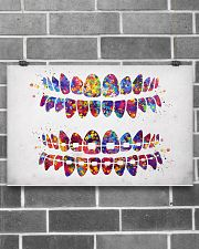 Dentist Bracelet 17x11 Poster poster-landscape-17x11-lifestyle-18