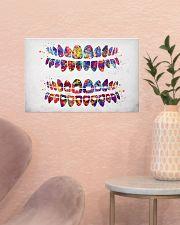 Dentist Bracelet 17x11 Poster poster-landscape-17x11-lifestyle-22