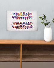 Dentist Bracelet 17x11 Poster poster-landscape-17x11-lifestyle-24