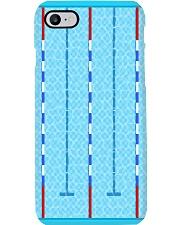 Swimming Pool Phone Case i-phone-8-case
