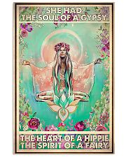 Hippie Girl She Had The Soul Of A Gypsy 11x17 Poster front