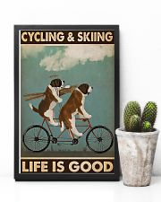 Cycling And Skiing 11x17 Poster lifestyle-poster-8