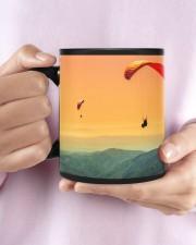 Skydiving Mountain Mug ceramic-mug-lifestyle-27