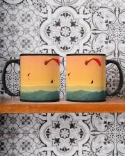 Skydiving Mountain Mug ceramic-mug-lifestyle-47