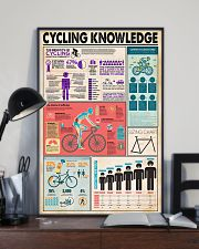 Cycling Knowledge 11x17 Poster lifestyle-poster-2
