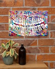 Dentist Colorful X-ray Image 17x11 Poster poster-landscape-17x11-lifestyle-23