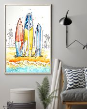 Surfing Art 11x17 Poster lifestyle-poster-1