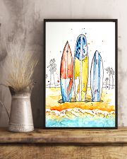 Surfing Art 11x17 Poster lifestyle-poster-3