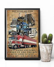 Trucker - East Bound And Down 11x17 Poster lifestyle-poster-8