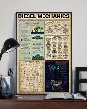 Mechanic Diesel Mechanics 11x17 Poster lifestyle-poster-2