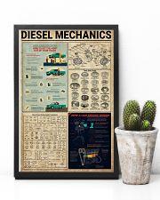 Mechanic Diesel Mechanics 11x17 Poster lifestyle-poster-8