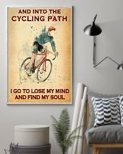 Find My Soul Cycling Soul 11x17 Poster lifestyle-poster-1