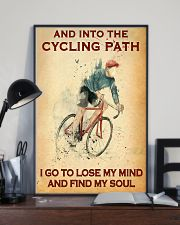 Find My Soul Cycling Soul 11x17 Poster lifestyle-poster-2