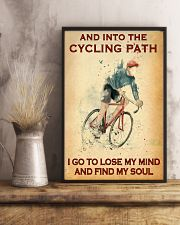 Find My Soul Cycling Soul 11x17 Poster lifestyle-poster-3
