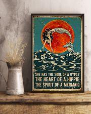 Spirit Of Mermaid 11x17 Poster lifestyle-poster-3