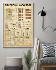 Electrician Knowledge 11x17 Poster lifestyle-poster-1