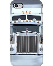 Trucker The White Truck Phone Case i-phone-7-case
