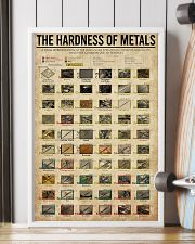 The Hardness Of Metals 11x17 Poster lifestyle-poster-4