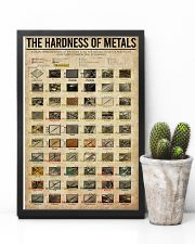 The Hardness Of Metals 11x17 Poster lifestyle-poster-8