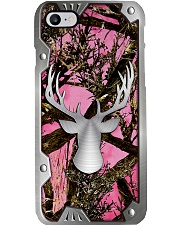 Country Girl Pink Metal Design  Phone Case i-phone-8-case