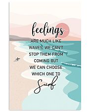 Surfing Feelings  11x17 Poster front